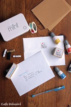 Silhouette Mint Tutorial: Step by Step - Consumer Crafts