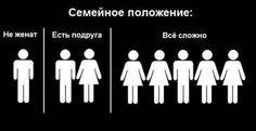 #статусы в соцсетях :)