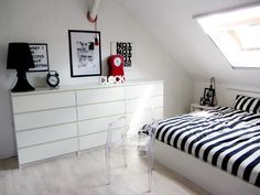 Bedroom Chairs Uk Ikea Elegant I Love Ikea S Malm Series Bedroom Ikea Bedroom Design, Gray Bedroom, Trendy Bedroom, Home Bedroom, Bedroom Decor, Bedroom Ideas, Bedroom Plants, Bedroom Carpet, Bedroom Inspiration