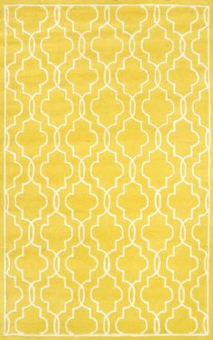Rugs USA Savanna Lattice VE09 Sunflower Rug
