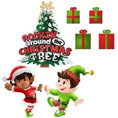 Rockin' Around the Christmas Tree - Christmas Lawn Displa... https://www.amazon.com/dp/B00PJ1USGQ/ref=cm_sw_r_pi_dp_v09Fxb845NS43