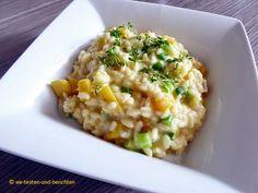 Rezept: Kürbisrisotto - Herbstzeit ist Kürbiszeit! | Wir testen und berichten