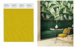 Trend Alert: Pantone Just Unveiled The Fall 2018 Color Trend Report Home Trends fall 2018 home decor trends Home Decor Trends 2018, Home Trends, Fall Trends, Color Trends 2018, 2018 Color, Fall Home Decor, Autumn Home, Yellow Interior, Interior Colors