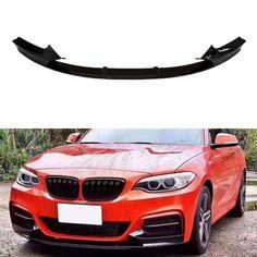 BMW G30 M-TECH Euro Lip Chin Spoiler//Splitter Gloss Blackout Front Lower for 17