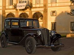 """1934 #Lancia Augusta Berlina """"Lusso"""" for sale - € 25.000"""