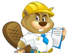 Construction beaver
