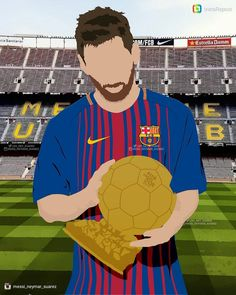 "600 Likes, 6 Comments - Messi? Messi. (@raisadesigns) on Instagram: ""Trophies, stats, etc. won't define the man's legacy. Wish some of yall would get that. We don't…"""