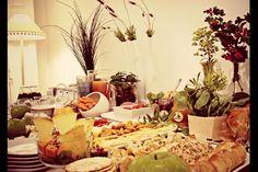 Detalles para organizar una boda eco-friendly: mmmfood