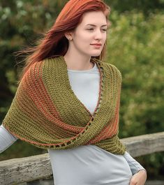 Ravelry: Tremolo with a Twist pattern by Sheryl Thies
