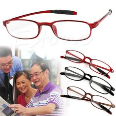 d0d3baff7a New TR90 Women Men Flexible Reading Glasses Readers Strength Presbyopic  Glasses  UnbrandedGeneric New Woman