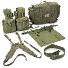 british m58 web gear