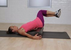 7 Must-Do Foam-Roller Moves Perfect For Runners