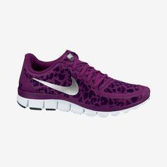 low priced 35e8e bd93a Nike Free 5.0 Running Shoe   bright grape white violet shield legion red