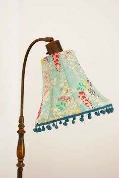 kimono lampshade