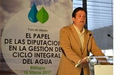 Aguas de Córdoba participa en la jornada de Promedio sobre el papel de las diputaciones en la gestión de agua