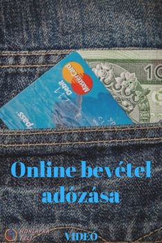 Mi a helyzet az adózással az online bevételek után? Hogyan és kb. mennyit kell adózni? Social Security, Cards, Maps, Playing Cards