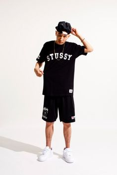 """Stussy 2014 Spring """"Mesh"""" Collection"""