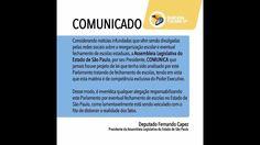 .: Bragato envia comunicado sobre educação em SP