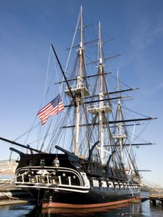 USS Constitution, Boston, Massachusetts Went on this with my dad when I was a teenager