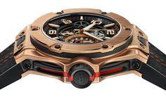Hublot Big Bang UNICO Ferrari Watches Updated For 2016