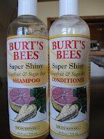 Bert's Bees Shampoo  whitfieldshomeinthecountry.blogspot.com