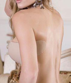 Sutiã Adesivo Costas Nuas S-Line (SLB00030) Totalmente Sem Costura! :: lingerie.com.br