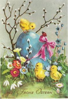 mamas kram: Ostern - Sophia SP Home Easter Bunny Images, Easter Pictures, Easter Art, Easter Crafts, Easter Eggs, Easter Quote, Easter Ideas, Ostern Wallpaper, Diy Easter Cards
