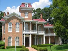 East Terrace - Waco, Texas. Historic Waco Foundation