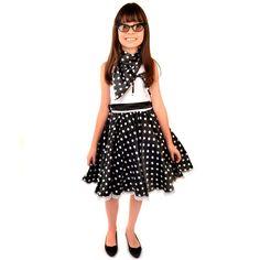 vestidos anos 60 infantil