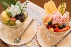 渋谷パルコの「キキ&ララ カフェ」で、お星様に願いを。七夕にぴったりのメニューが登場