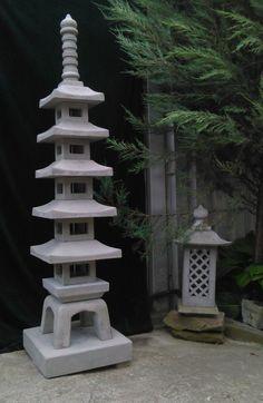 Easy Garden Pagoda Bamboo Garden Easy Garden Japanese