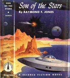 vintage Sci-Fi artwork | Cover art: Alex Schomburg