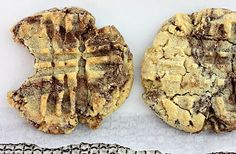Peanut Butter and Nutella Cookies! - Nuff' Said :)