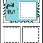 Use this goal setting form with students to help them set, monitor, and adjust their own goals.  To use the form, students will need three sticky n...