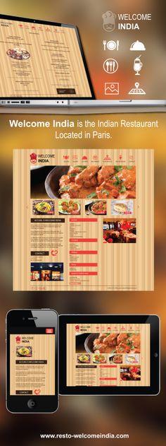 restaurant Web Design, Restaurant, Website, Design Web, Diner Restaurant, Restaurants, Website Designs, Site Design, Dining