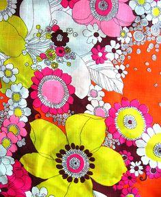 Flower power pattern