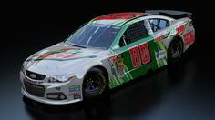 #88 DALE JR'S MOUNTAIN DEW CHEVY