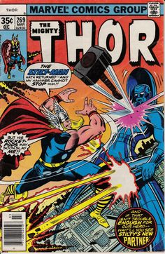 Thor 19621996 1st Series Journey Into Mystery 269  by ViewObscura, $1.00