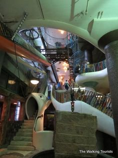 "The City Museum, St. Louis, MO ... ""St. Louis City Museum is playground for all ages"" according to thewalkingtourists.com  ...  COOL!!"