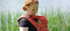 Så bär du ditt barn ergonomiskt | Tema Hälsa & Livsstil