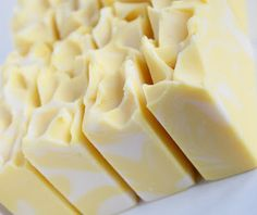 Sunday Spotlight - Rays of Soapy Sunshine - Yellow Soap and Such ~ Bath Alchemy - A Soap Blog and More