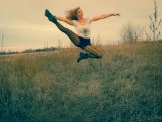 #dance #photography #leap