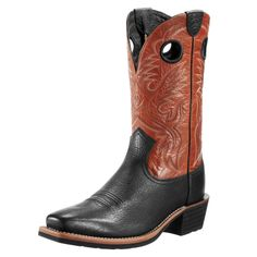 Built for working cowboys, durable enough for the range, and steeped in solid tradition. The Roughstock has the ATS