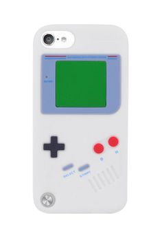 Game Boy Case for iPod Touch 5th Generation