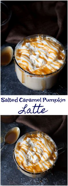 Amazing combo of Salted caramel and pumpkin makes this Latte Amazing. Sit down and enjoy as your first cup in the morning!