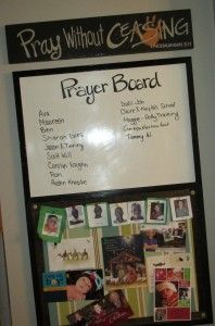 6 Prayer Board Ideas #247moms