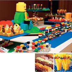 Crescer - NOTÍCIAS - Tema para festa de aniversário: Lego