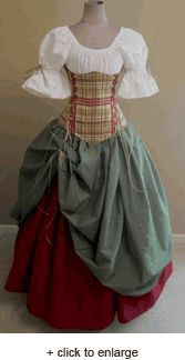 Midieval and Renaissance Attire that I would love to have.