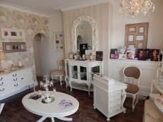 Rejuvenation Medi-Spa Waiting Area Waiting Area, Spa, Vanity, Furniture, Beautiful, Pictures, Home Decor, Dressing Tables, Photos