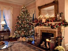 christmas fireplace | Christmas Fireplace Wallpaper Fanclubs ~ HD Wallpapers | Cozy ...